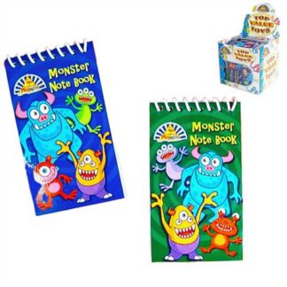Monsters Notebook