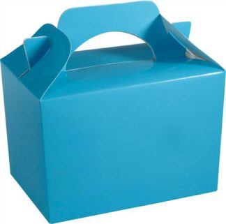 Baby Blue Food Gift Box