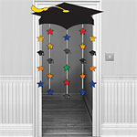 Graduation Party Door Curtain