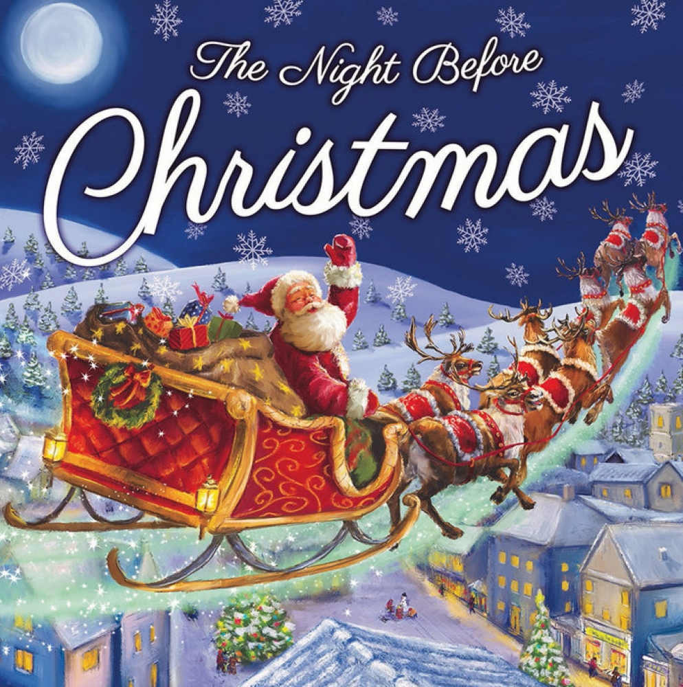 The Night Before Christmas Book