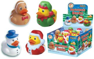 Christmas Bath Ducks