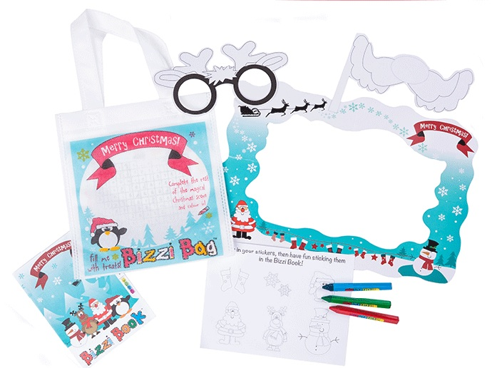 Christmas Activity Bag